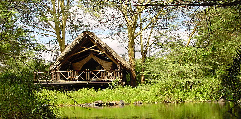 Finch Hatton's Tented Camp