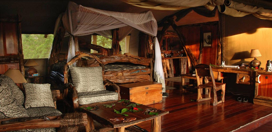 Royal Mara Safari Lodge and Camp